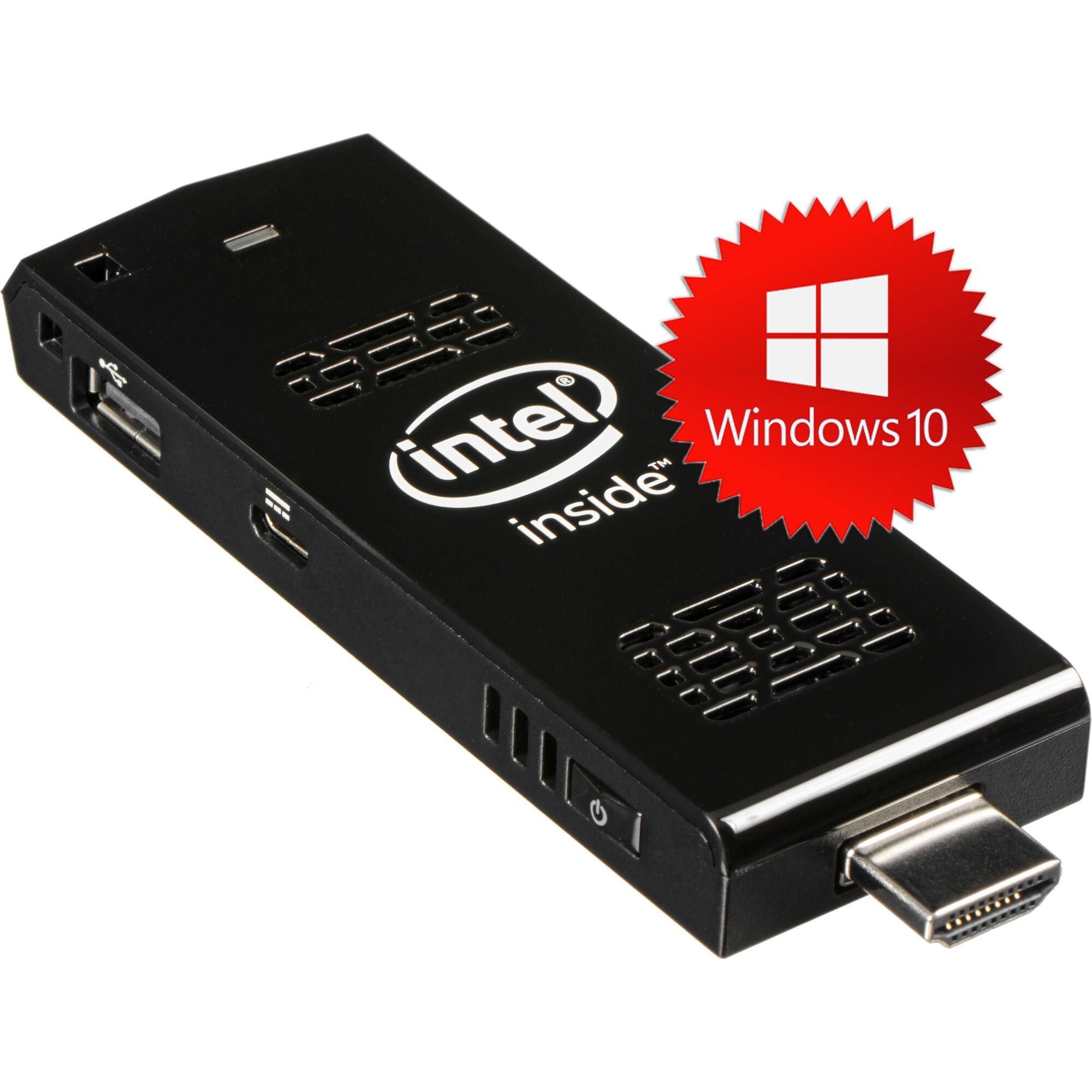 Mini Sistem PC Intel Compute Stick Intel Atom Z3735F Up To