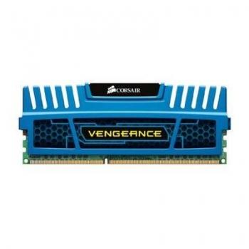 Memorie RAM Corsair Vengeance Blue 4GB DDR3 1600MHz CL9 CMZ4GX3M1A1600C9B