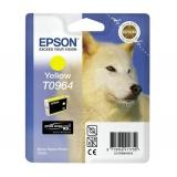 Cartus Cerneala Epson T0964 Yellow 11.4ml for Stylus Photo R2880 C13T09644010