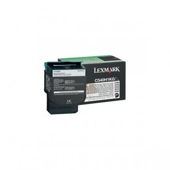 Cartus Toner Lexmark C540H1KG Black High Yield Return Program 2500 pagini for C540, C543, X543, C544, X544