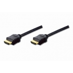 HDMI High Speed with Ethernet Connection Cable 5,0m AK-330114-050-S