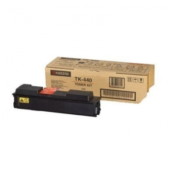 Cartus Toner Kyocera TK-440 Black 15000 Pagini for Kyocera Mita FS-6950DN