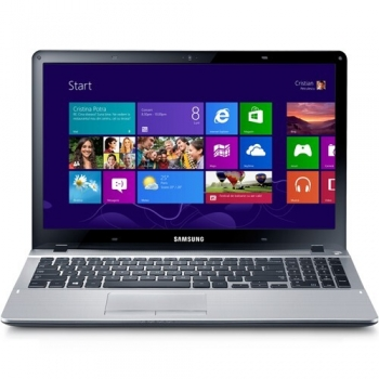 "Laptop Samsung NP370R5E-A01RO Intel Core i3 Ivy Bridge 3110M 2.4GHz 4GB DDR3 HDD 320GB Intel HD Graphics 4000 15.6"" HD Windows 8 Pro 64bit"