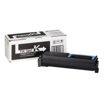 Cartus Toner Kyocera TK-560K Black 12000 Pagini for Kyocera Mita FS-C5300DN