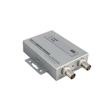 Receptor video activ pentru cablu UTP UTP101AR 2 iesiri video