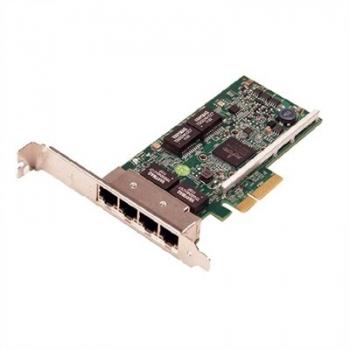 Placa de retea Dell Broadcom 5719 QP 4xRJ-45 10/100/1000Mbps DL-272237109