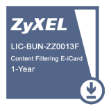 Zyxel USG210 1 year Content Filtering/Anti-Spam/Kaspersky Anti-Virus/IDP License
