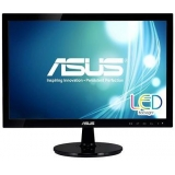 "Monitor LED Asus 18.5"" VS197DE 1366x768 VGA 5ms"