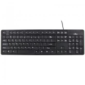 Titanum Standard Tastatura USB TK103   104 Chei   Slim TK103 - 5901299901106