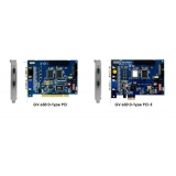 Placa de captura GeoVision GV-650 8 canale video / 2 canale audio 50 fps GV-650/8