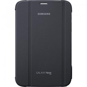 Husa tableta Samsung compatibila cu Galaxy Note 8.0 Dark Grey EF-BN510BSEGWW