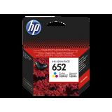 HP F6V24AE INK CARTRIDGE 652 TRI-COLOUR