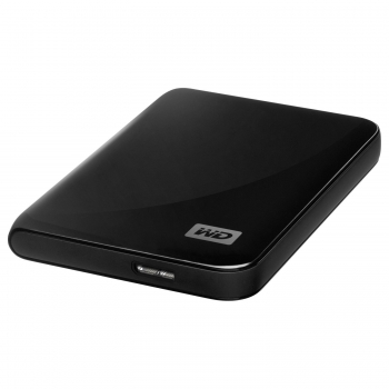"""HDD Extern Western Digital Elements Portable 500GB 2.5"""" USB 3.0 Black WDBUZG5000ABK"""