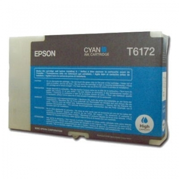 Cartus Cerneala Epson T6172 Cyan 7000 Pagini for Business B500DN, Business B510DN C13T617200