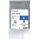 Pigment Ink Tank Canon PFI-101B Blue 130 ml for iPF5X00, iPF6100 CF0891B001AA