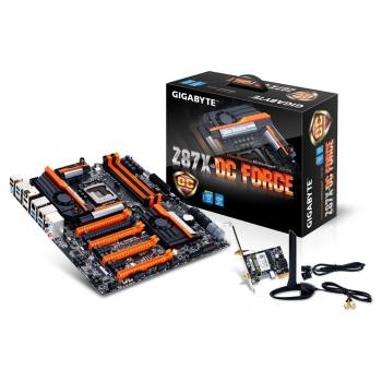 Placa de baza Gigabyte GA-Z87X-OC Force Socket 1150 Intel Z87 4x DDR3 HDMI DisplayPort ATX