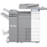Develop PK-520 - Punch Kit for FS-534; 2/4 hole punching; For Ineo +224, +284, +364, +454, +554, +654, +754, +754-PP