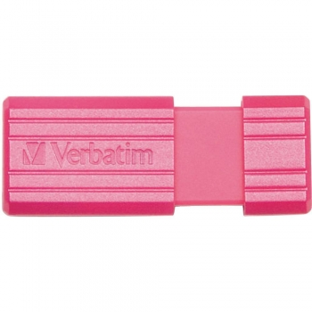 Memorie USB Verbatim Store n Go PinStripe 16GB USB 2.0 Pink 49067