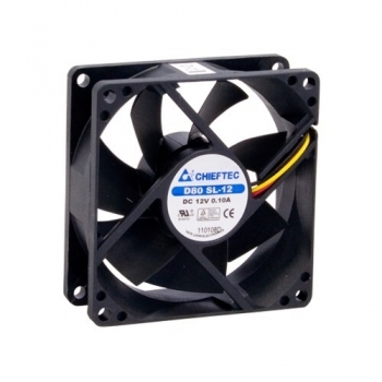 Ventilator Chieftec AF-0825S 80mm 2200rpm