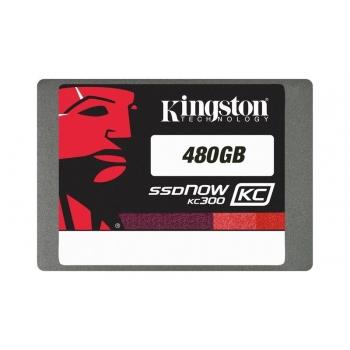 """SSD Kingston SSDNow KC300 480GB SATA3 2.5"""" SKC300S3B7A/480G"""