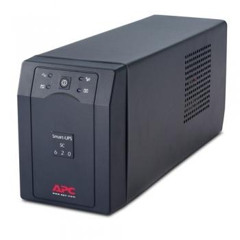 UPS Apc Smart-UPS SC 620VA 390W line-interactive cu management SC620I