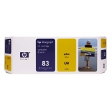 Cartus Cerneala HP Nr. 83 Yellow 680 ml for Designjet 5000/UV, Designjet 5500 42', Designjet 5500 60', Designjet 5500 PS 42', Designjet 5500 PS 60' C4943A