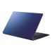 "Laptop ultraportabil ASUS E410MA-EB268 cu procesor Intel® Celeron® N4020 pana la 2.80 GHz, 14"", Full HD, 4GB, 256GB SSD, Intel® UHD Graphics 600, Free DOS, Peacock Blue"
