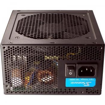 Sursa Modulara Sea Sonic G-550 550W 5x Molex 6x SATA 2x PCI-E PFC Activ OPP, OVP, UVP, SCP, OCP, OTP 80+ Gold SSR-550RM