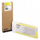 Cartus Cerneala Epson T6064 Yellow 220ml for Stylus Pro 4800, Stylus Pro 4880 C13T606400