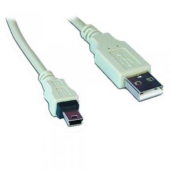 Cablu miniUSB Gembird CC-USB-AM5P-6 1.8m