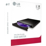 DVD Writer LG GP57EB40 USB 2.0 Extern Black Retail