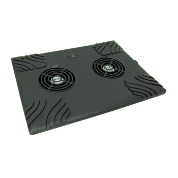 TITANUM Stand Cooling pod Notebook Zonda TA102, 2 Fans TA102 - 5901299901700