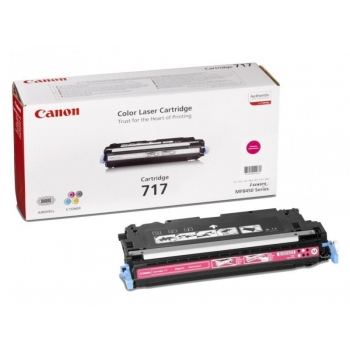 Cartus Toner Canon CRG-717M Magenta 4000 Pagini for MF 8450 CR2576B002AA
