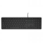 Tastatura Dell KB216 Multimedia US International Black USB 580-ADHK