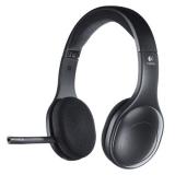 Casti Wireless Logitech H800 cu microfon negre 981-000338