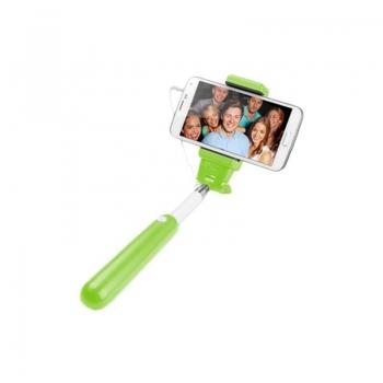 Selfie stick extensibil cu telecomanda incorporata