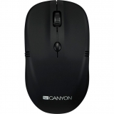 Mouse Wireless Canyon optic 3 butoane 1600dpi USB black CNE-CMSW03B