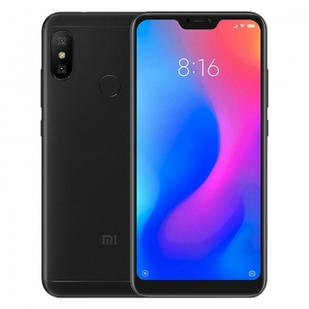 "Smartphone Xiaomi Mi A2 Lite Dual SIM 5.84"" IPS 1080 x 2280 Snapdragon 625 2GHz memorie interna 32GB Camera Foto 12MPx Android 8.1 MZB6401EU"