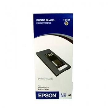Cartus Cerneala Epson T5491 Black 500ml for Stylus Color Proofer 10600, Stylus Pro 10600 C13T549100