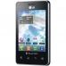 "Telefon Mobil LG Optimus L3 E405 Black Dual SIM 3.2"" 240 x 320 Cortex A5 800 MHz memorie interna 1GB Camera Foto 3.15 MPx Android v2.3.6 LGE405BLK"