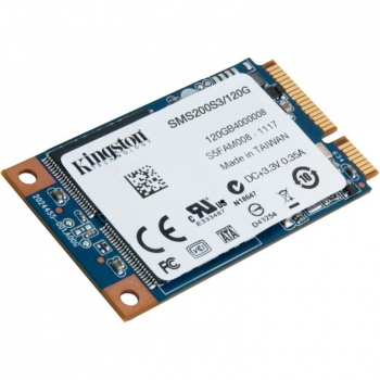 SSD Kingston SSDNow mS200 120GB mSATA SMS200S3/120G