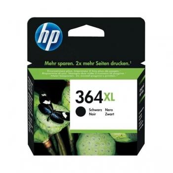 Cartus Cerneala HP Nr. 364XL Black 550 Pagini for Photosmart D5460 CN684EE
