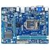 Placa de baza Gigabyte H61M-USB3H Socket 1155 Chipset Intel H61 2x DIMM DDR3 1x PCI-E x16 3.0 1x PCI-E x1 HDMI DVI VGA 2x USB 3.0 MicroATX