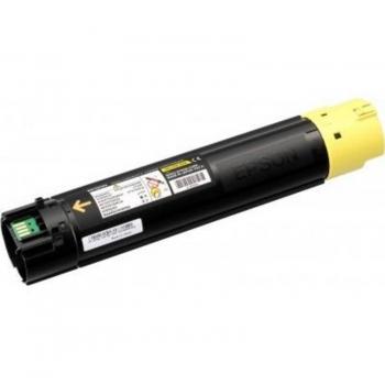 Cartus Toner Epson C13S050656 Yellow 13700 Pagini for WorkForce AL-C500DHN, AL-C500DN, AL-C500DTN, AL-C500DXN