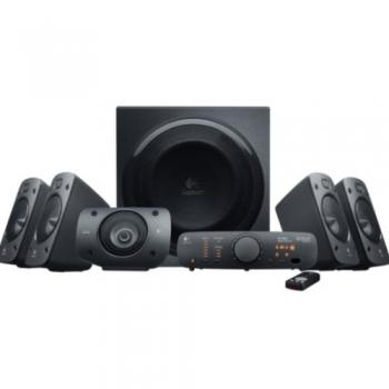 Boxe 5.1 Logitech Z906 500W Wireless Remote Black 980-000468