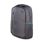 Dell Notebook carrying backpack Urban 15, 15.6'', Foam padding, Additional Compartments: Mobile phone, bottle, keys, tablet, Color: Dark Grey