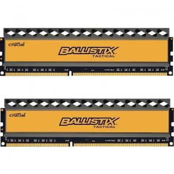 Memorie RAM Crucial Ballistix Tactical KIT 2x 4GB DDR3 1600MHz CL8 BLT2CP4G3D1608DT1TX0CEU
