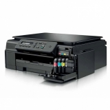 Multifunctional Inkjet Brother DCP-J105 A4 6 ppm USB 2.0 Wireless DCPJ105YJ1