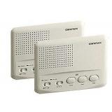 Post interior Commax WI-3SN Set interfon 2 posturi, 3 canale retea 220V wireless