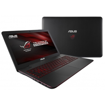 "Laptop Asus ROG G551JW-CN012D Intel Core i7 Haswell 4720HQ up to 3.6GHz 16GB DDR3L HDD 1TB SSD 128GB nVidia GeForce GTX 960M 4GB 15.6"" Full HD IPS"